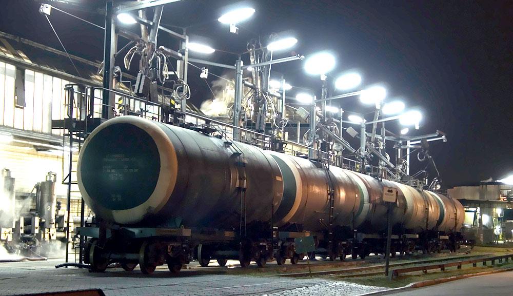 Rail & Truck Loading/Unloading